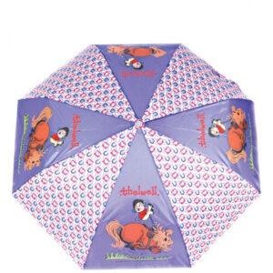Thelwell Folding Umbrella-0