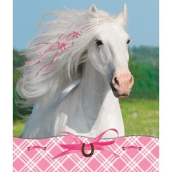 Heart My Horse Beverage Napkins (16pce)-0