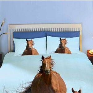 Follow My Lead Horse & Foal Duvet Sets-598