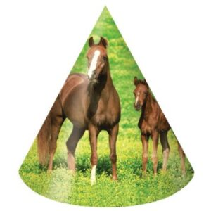 Wild Horses Party Hats-0