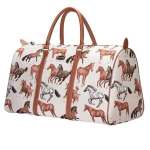 Run Free Tapestry Holdall bag-0