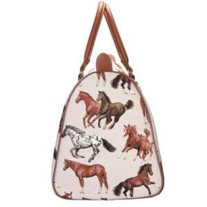 Run Free Tapestry Holdall bag-5380