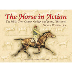 """""""The Horse in Action"""" by Henry Wynmalen-0"""