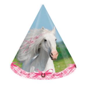 Heart My Horse Party Hats (8)-0