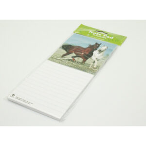 Horse Collection - Magnetic List Pad-0