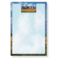 Running Free - Large Blank Card-1081