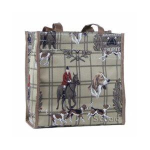 Hunt - Tapestry Shopper-0
