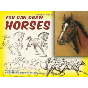 You Can Draw Horse Book-0