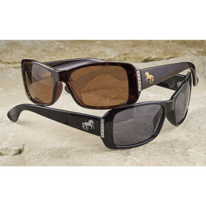 Lila Polarised Sunglasses - Tortoise Shell-0