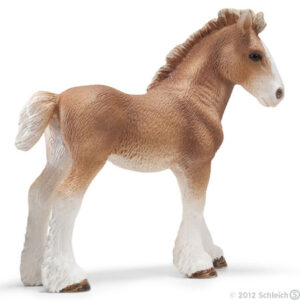Schleich - Clydesdale Foal *NEW*-3203