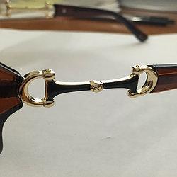 Snaffle Bit Sunglasses-3594