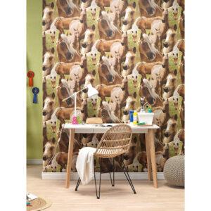 Palomino Horse Wallpaper-0