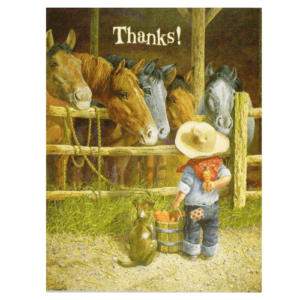 Thanks! - Small Note Card-0