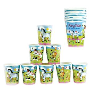 Pony Pals Party Cups-0