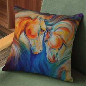 Two of a Kind Cushion Cover-0