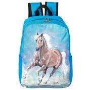 Galloping Palomino Backpack-0