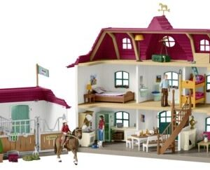 Schleich - Playhouse and Horse Stables-0