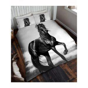 Black Stallion Duvet Sets-0