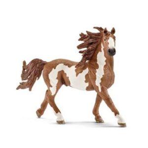Schleich - Pinto Stallion-0