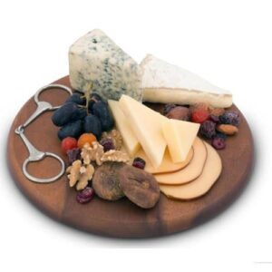 Snaffle Bit Cheese Board-5589