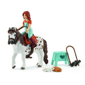 Schleich Horse Club Mia & Spotty-0