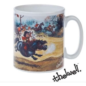 Thelwell Mug - In Full Cry-5708