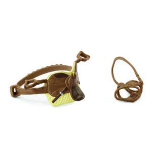 Schleich - Saddle & Bridle for Sarah & Mystery-0