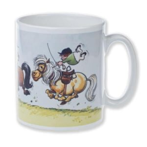 Thelwell Mug - Pony Club-5718