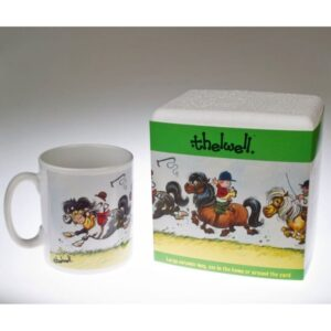 Thelwell Mug - Pony Club-0